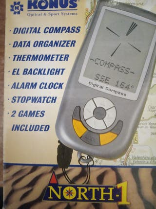 compas digital KONUS