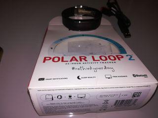 reloj polar loop