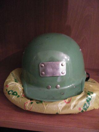 casco de espeleología