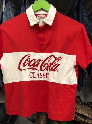 Camiseta Coca -cola