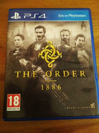 Cambio The Order 1886 para PS4