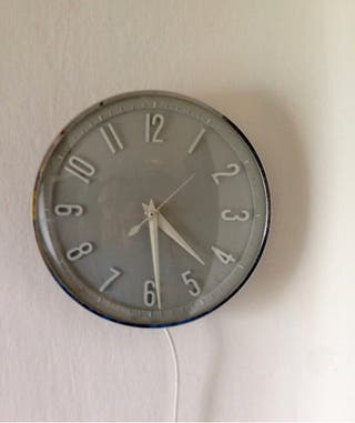 Reloj inglés Metamec