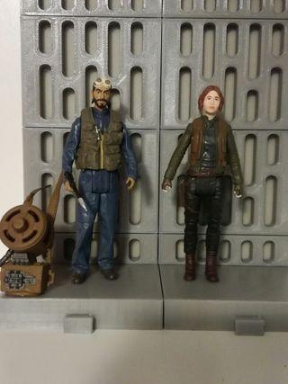 Star Wars figuras Rogue One