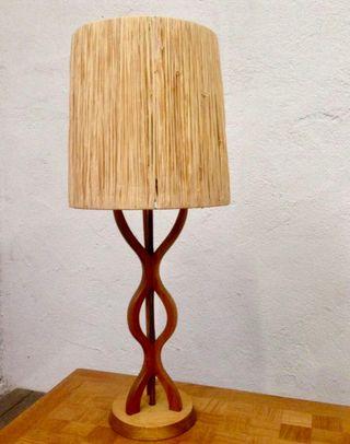Lámpara vintage americana