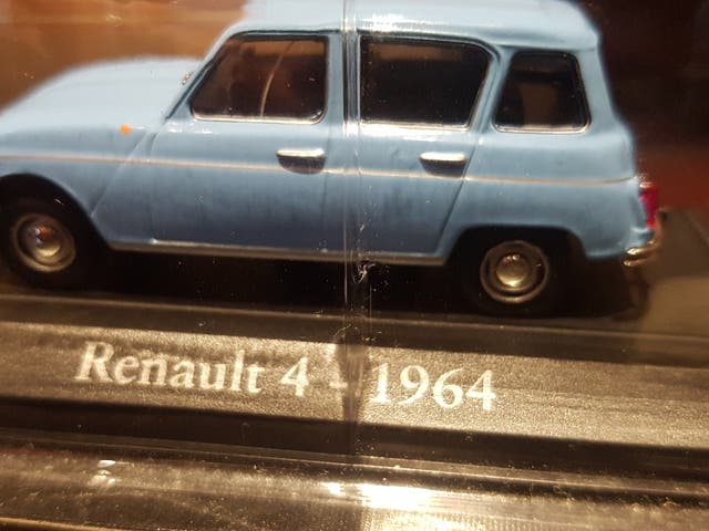 Renault 4 altaya