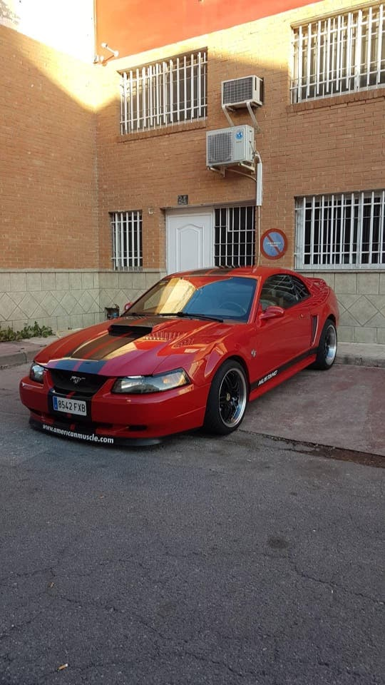 Ford Mustang 1999