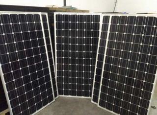 Panel solar 200w 12v caravanas