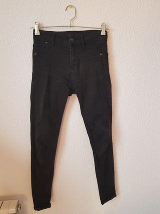 Pantalon negro pull 34
