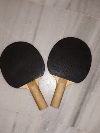 Palas de pin pon