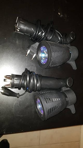Set of two lights