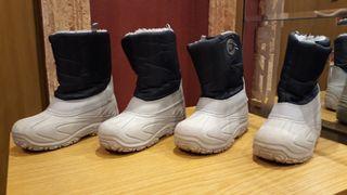 Botas de nieve 29-30