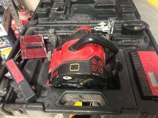 Laser wurth rotativo autonivel