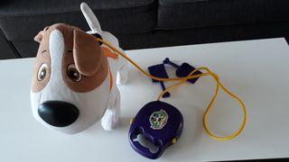 Perro de juguete PopoMax