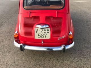 SEAT 600 E 1980 RESTAURADO COMO NUEVO PERFECTO