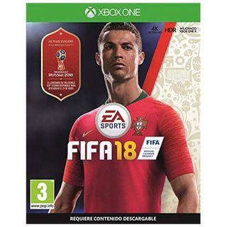 FIFA 18 SEMINUEVO PARA XBOX ONE