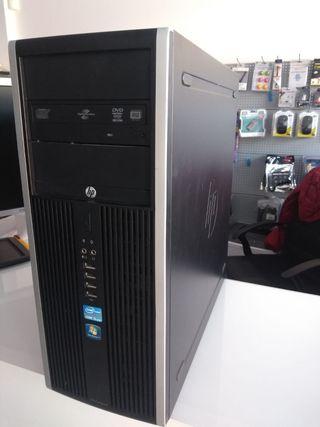 Pc HP i5, 8gb, SSD, Gaming