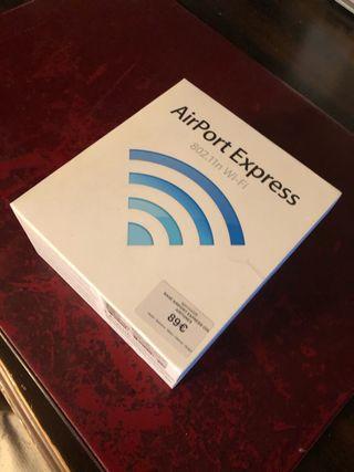 AirPort Express 802.11n Wi-Fi de Apple
