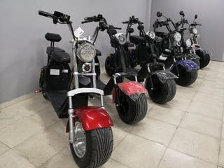 Scooter electric Citycoco eléctrico Flywhel Patine