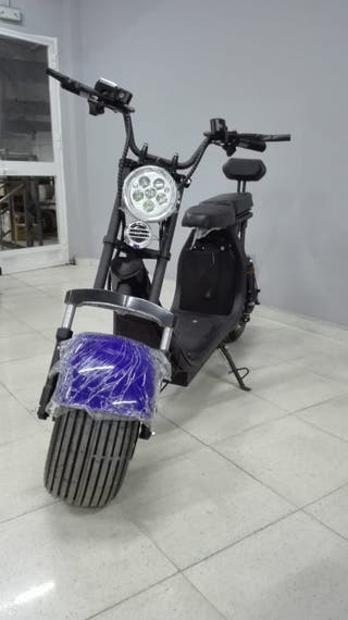Citycoco Scooter Electric Patinete eléctrico
