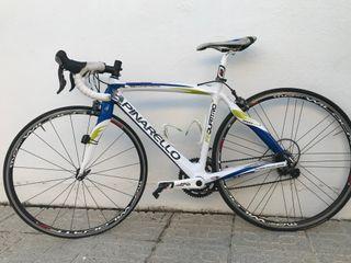 Bicicleta de carretera Pinarello FP carbono