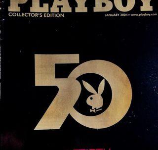 Colección revistas Playboy (inglés)