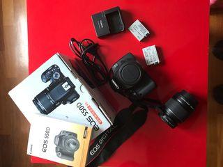 Caramba reflex Canon eos 550D