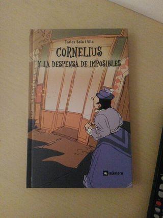 Cornelius y la despensa de Imposibles-Ed la galera