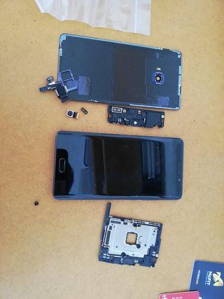 Piezas Xiaomi Mi Note 2 (PANTALLA Y BATERÍA YA NO)