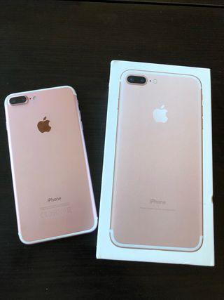 IPhone 7 Plus 128GB Rosa