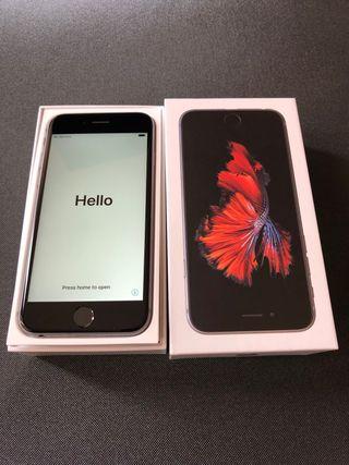 IPhone 6s 128go con batería nueva