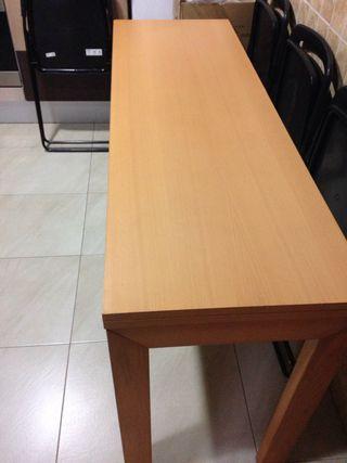 Mesa comedor-cocina