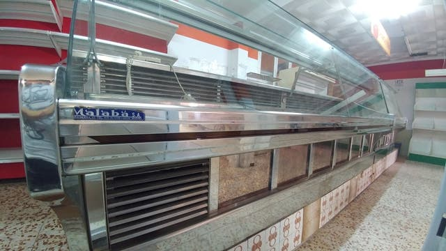 Vitrina frigorífica 3.5 metros