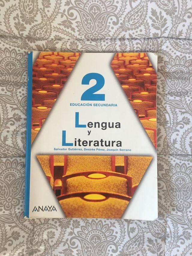 Libro de lengua 2 ESO