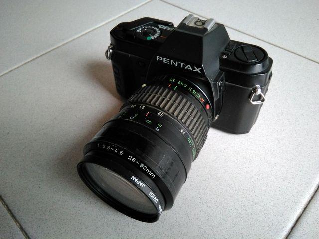 Camara Reflex Pentax P30