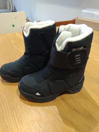 especial para zapato comprar nuevo lanzamiento Descansos nieve decathlon 24 de segunda mano por 12 € en ...