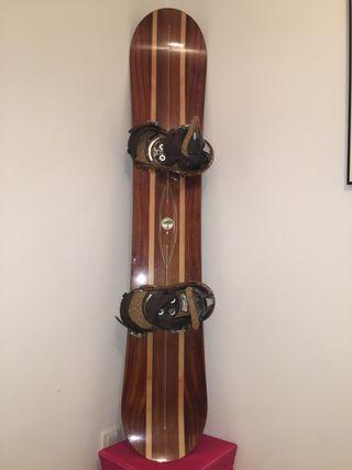 Tabla snowboard.