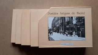 Postales antiguas de Madrid