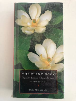 The Plant Book II Edition - D.J. Mabberley