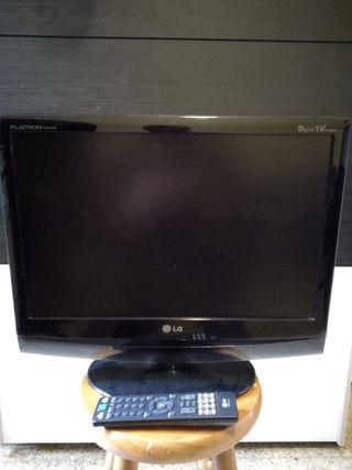 """Televisión LG. 19"""""""