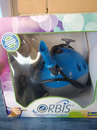 Orbis - Aerógrafo infantil Power Studio 30000