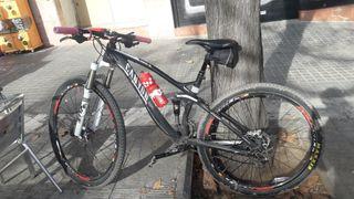 """bici doble canyon nerve al 29"""""""