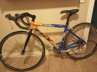 bicicleta carretera