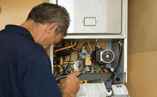 Reparación de calderas de gasóleo