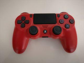 Mando PS4 2016 Rojo