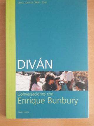 Diván Conversaciones con Enrique Bunbury