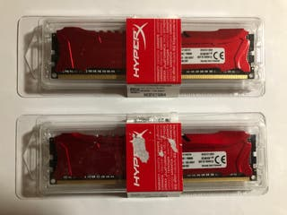 8 GB KIT 2x4 KINGSTON SAVAGE DDR3-2133 MEMORIA RAM