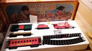 Tren Coman Boys Comansi