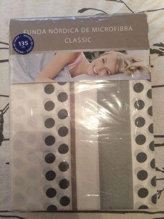 Funda nórdica 135 + 2 fundas almohada