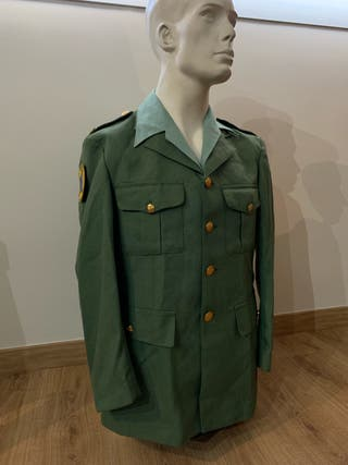 Chaqueta y Camisa de uniforme de Bonito
