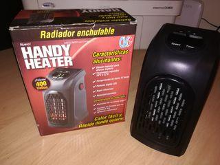 Calefactor aire